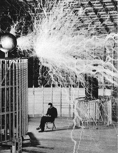 Tesla Invention electricity vintage | Nikola tesla, Nicolas tesla ...
