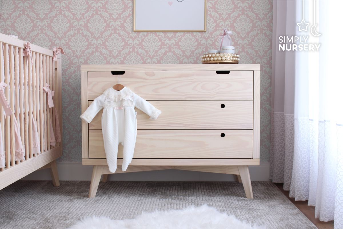 Simplynursery Retro Chest Of Drawers Looks Amazing In
