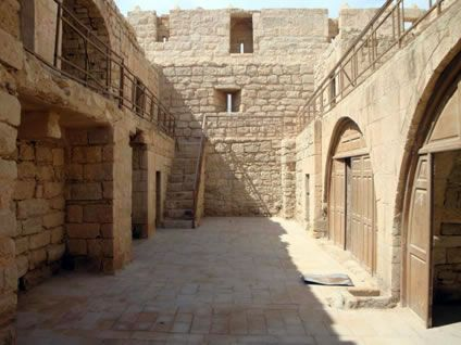 inside a castle | ... for the construction of a roman castle for a number of the fore