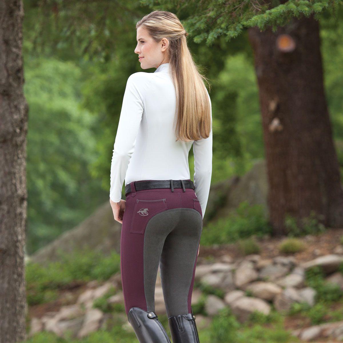 Piper Breeches By Smartpak Original Full Seat Elegant