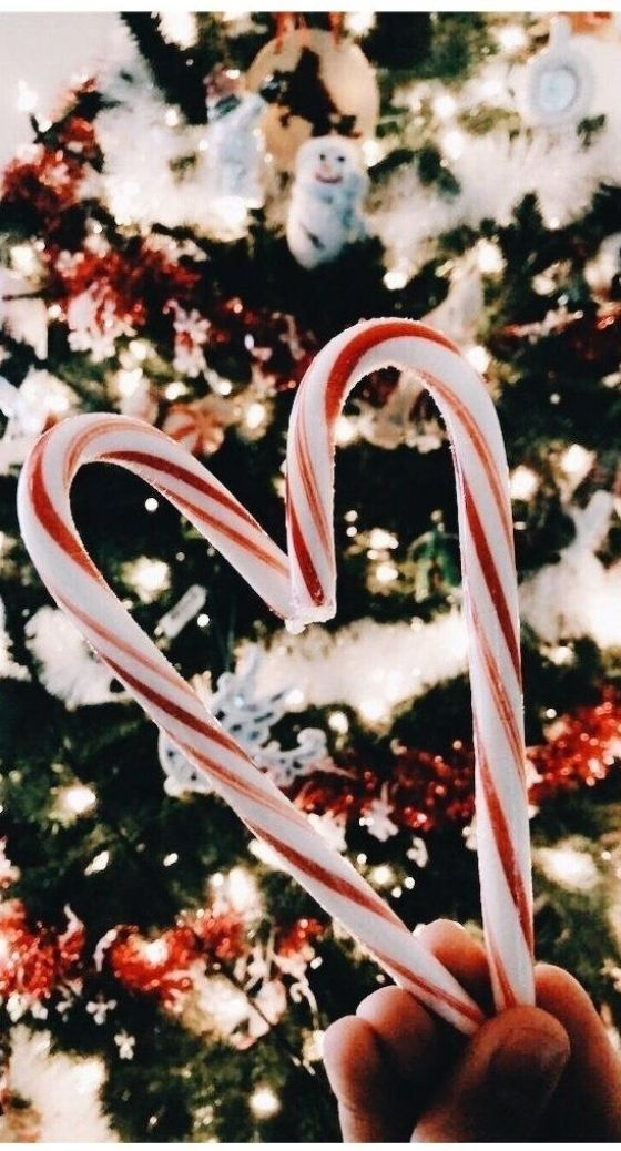 cozy christmas wallpaper iphone