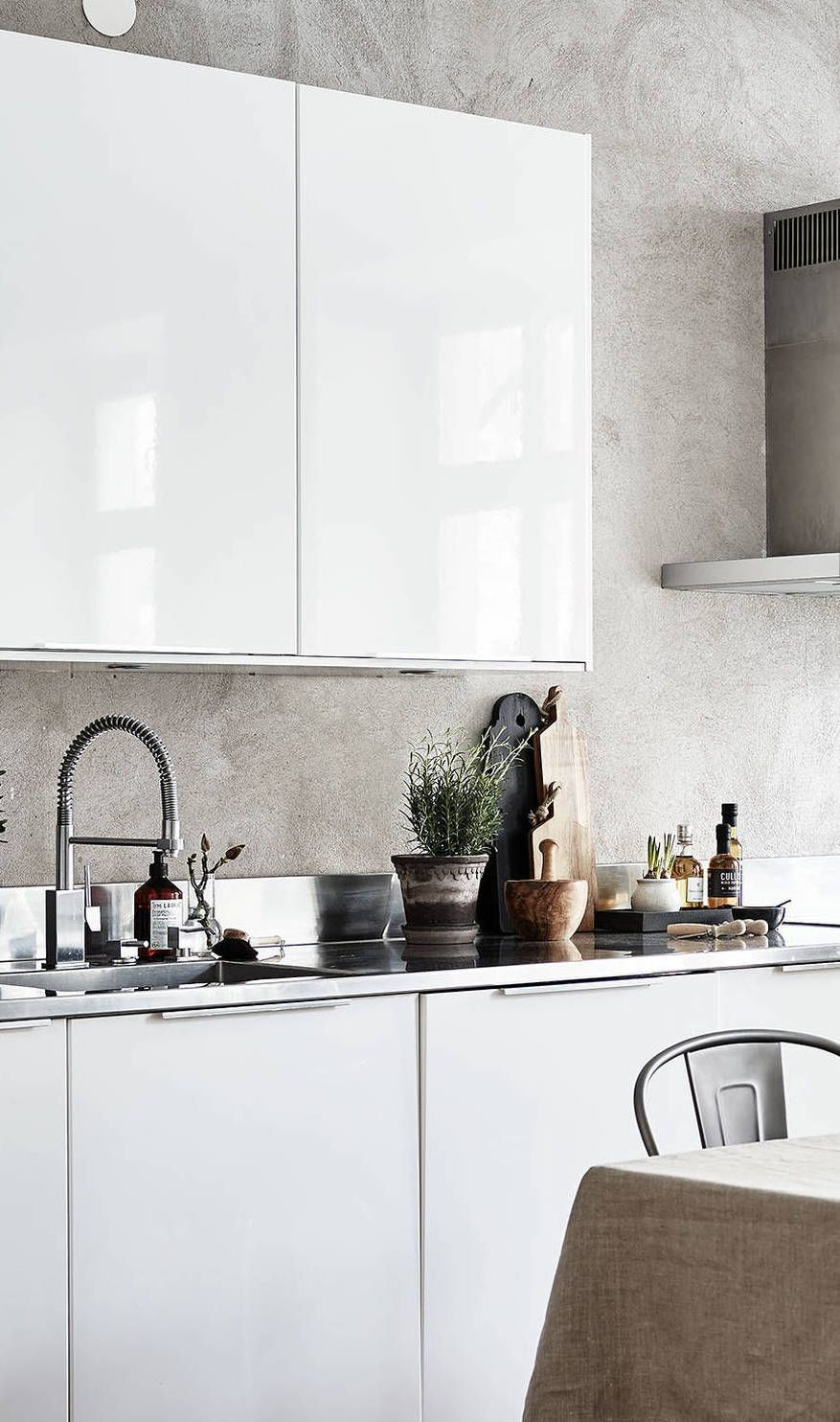 Ikea cocinas blancas gorgeous gray and white kitchens for Simulador cocinas ikea
