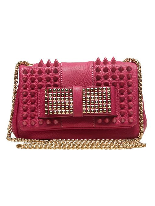 e10016b95 Spiked Studded Crossbody Bag | Női táskák | Crossbody bag, Bags ...