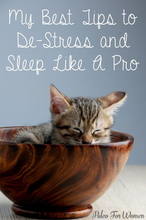 This Week in Paleo Destress and Sleep Like a Pro Paleo