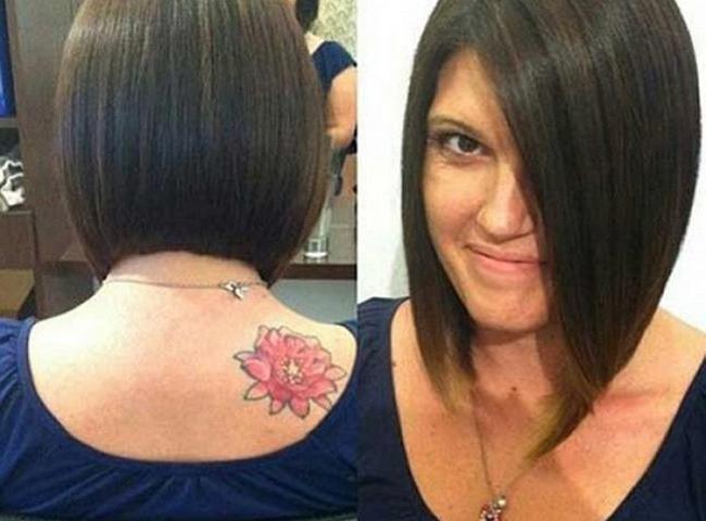 bob frisuren hinterkopf bilder | haarschnitt bob, frisuren
