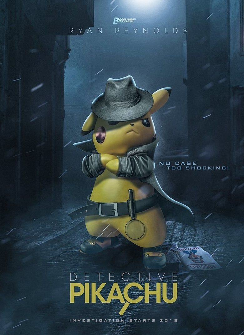 Pokemon Detective Pikachu 2019 Full Online Movie Hd Streaming Free Download Pikachu Pokemon Streaming Movies Free