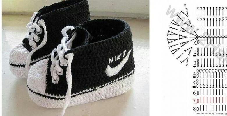 basket adidas crochet