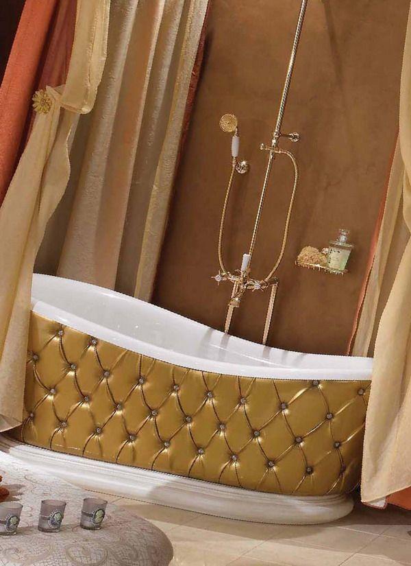 Мебель для ванных комнат Lineatre: Gold Componibile