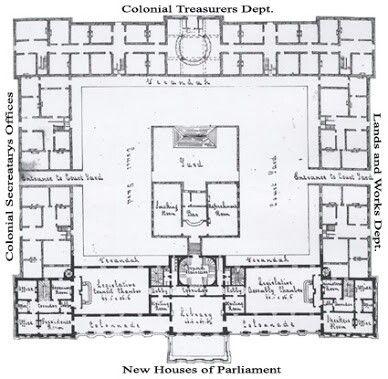 Floorplan Of Parliament Building House Plans Home Design Plans Architect