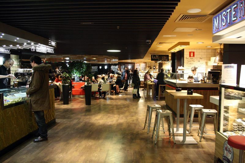 Foodies unite here 39 s where you go to eat your way around for El corte ingles callao