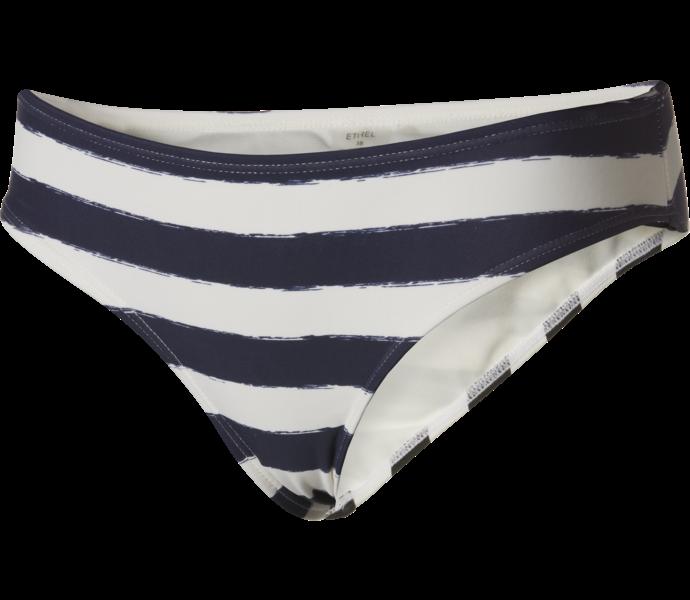 Etirel Antonia art w briefs Bikiniunderdel BLUE STRIPE
