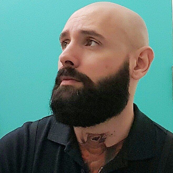 Best Bald Black Beard Bald Men With Beards Bald Head With Beard Shaved Head With Beard