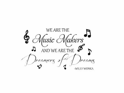 Pin By Raigene Salter On Music Wall Decals Music Quotes Music