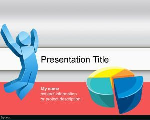 Achievement Powerpoint Template  Friendship    Template