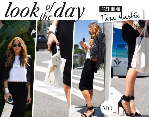 Look of the Day with Tara Martin : Amayzine.com. See more at http://amayzine.com/en/2015/look-tara-martin/