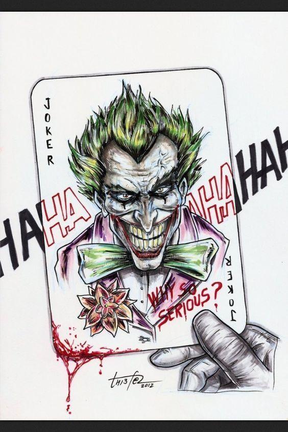 Dc Dccomics Joker Thejoker Villains Batman Darkknight