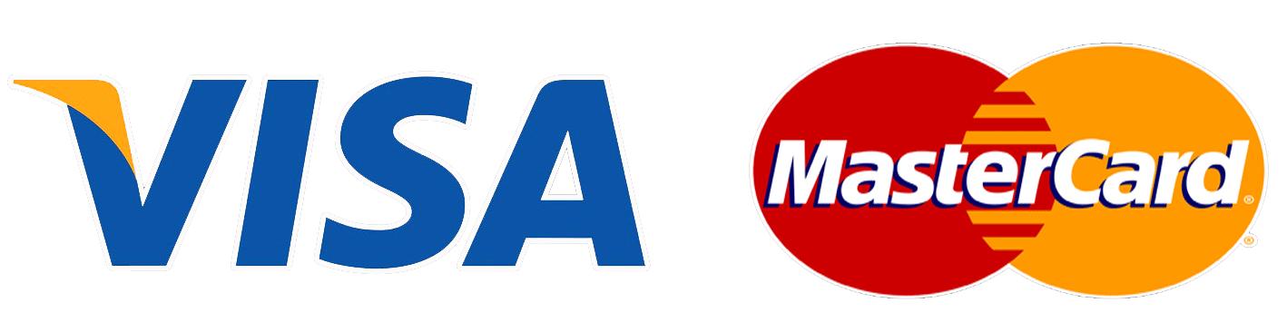visa and mastercard logo | Mastercard logo, Store design boutique, Logo design template