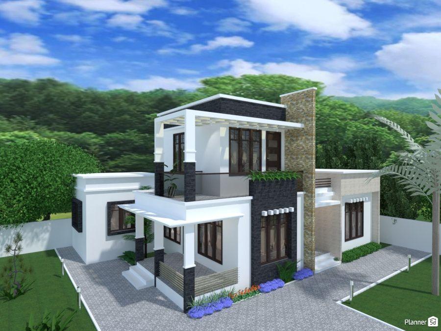 Architecture Planner 5d Design Rumah House Design Photos Interior Design Software