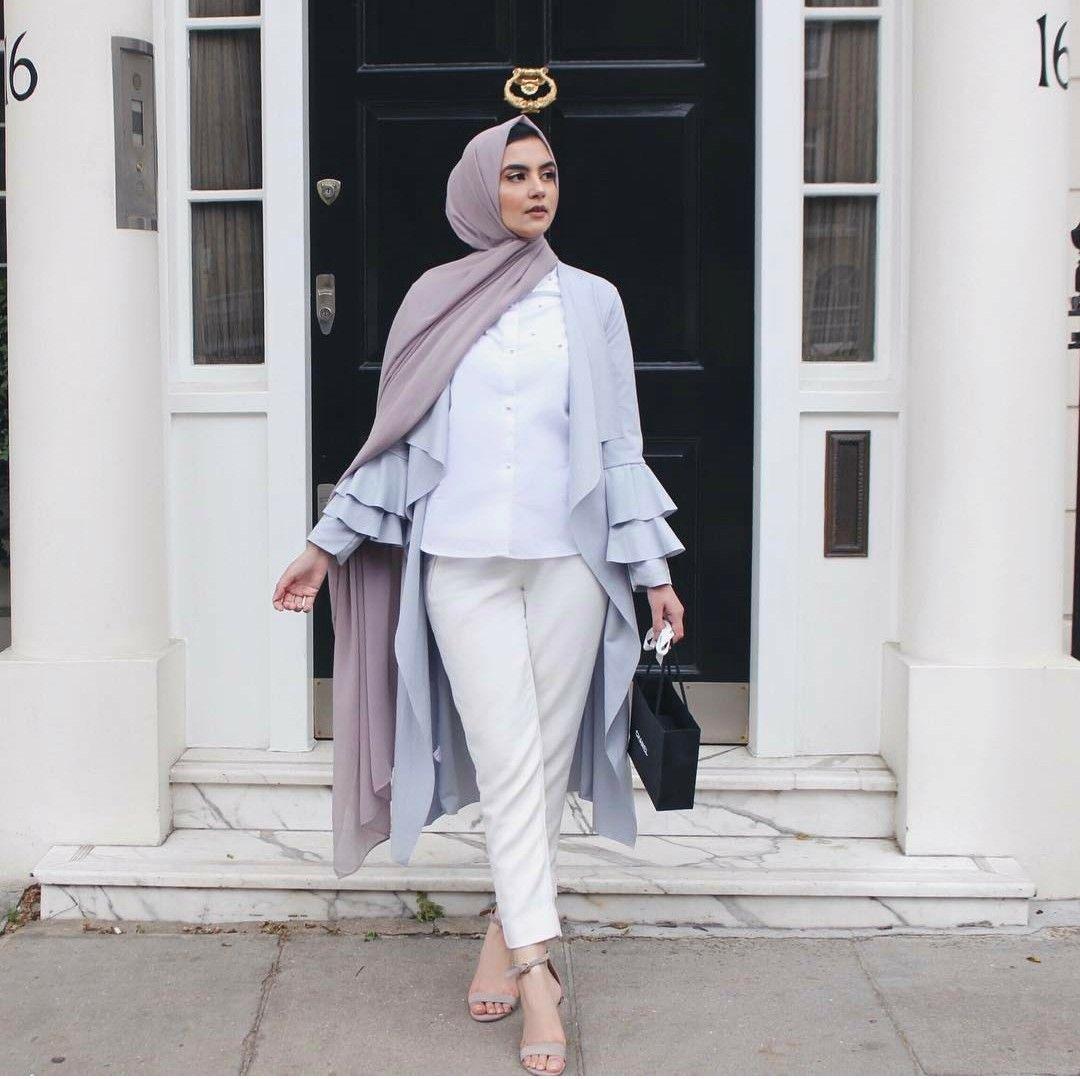 inspiring modest casual bedroom | Zaraazii | Hijab Chic | Mode hijab, Mode musulmane ...