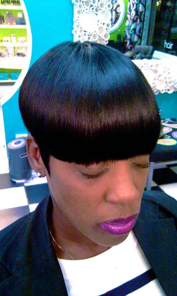 Cute Cut Style Done By Razor Chic Of Atlanta Epic Hair