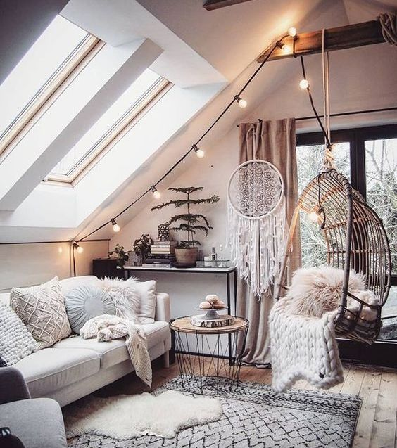 Photo of Cocooning lounge: the best ideas for winter