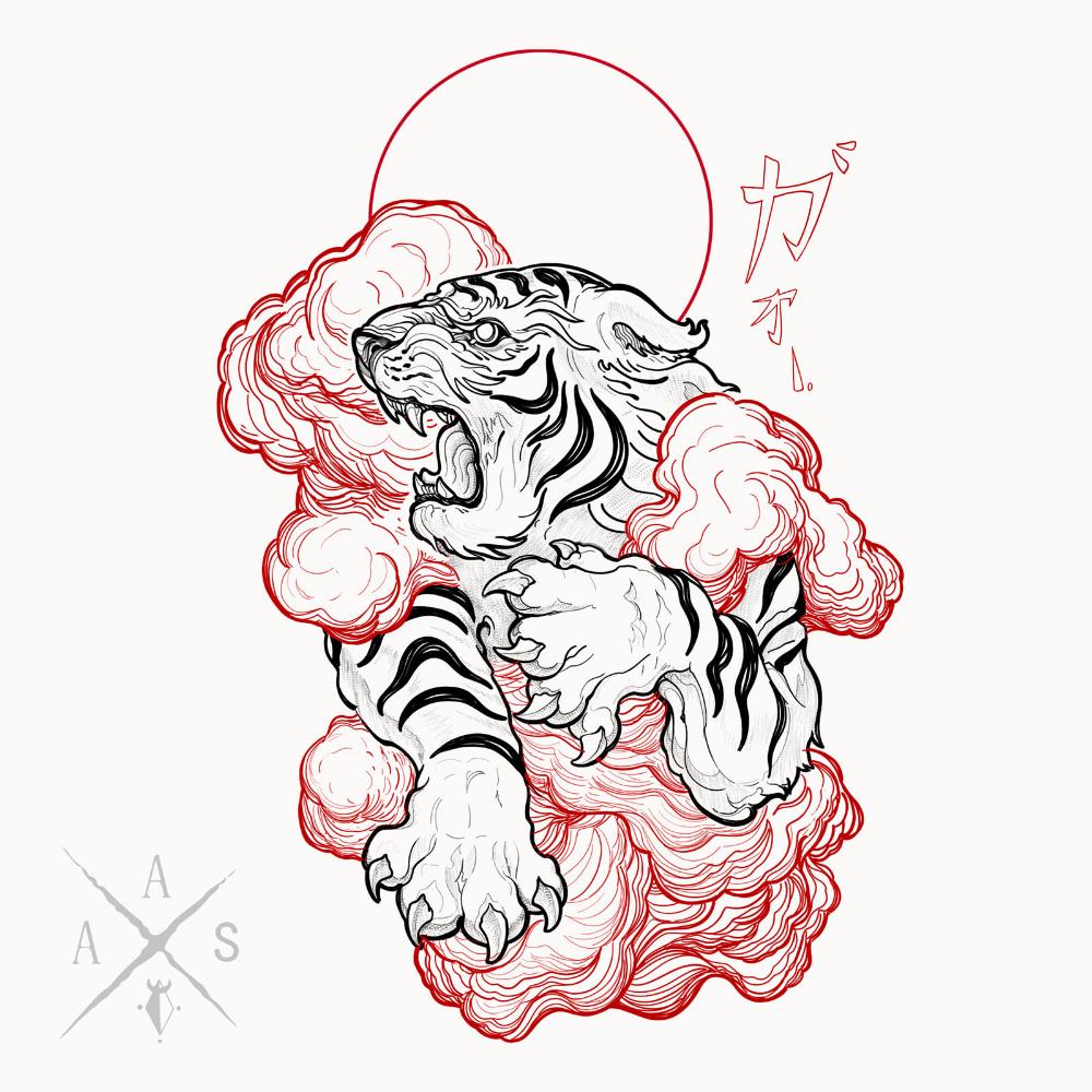bulme de tigru în varicoză