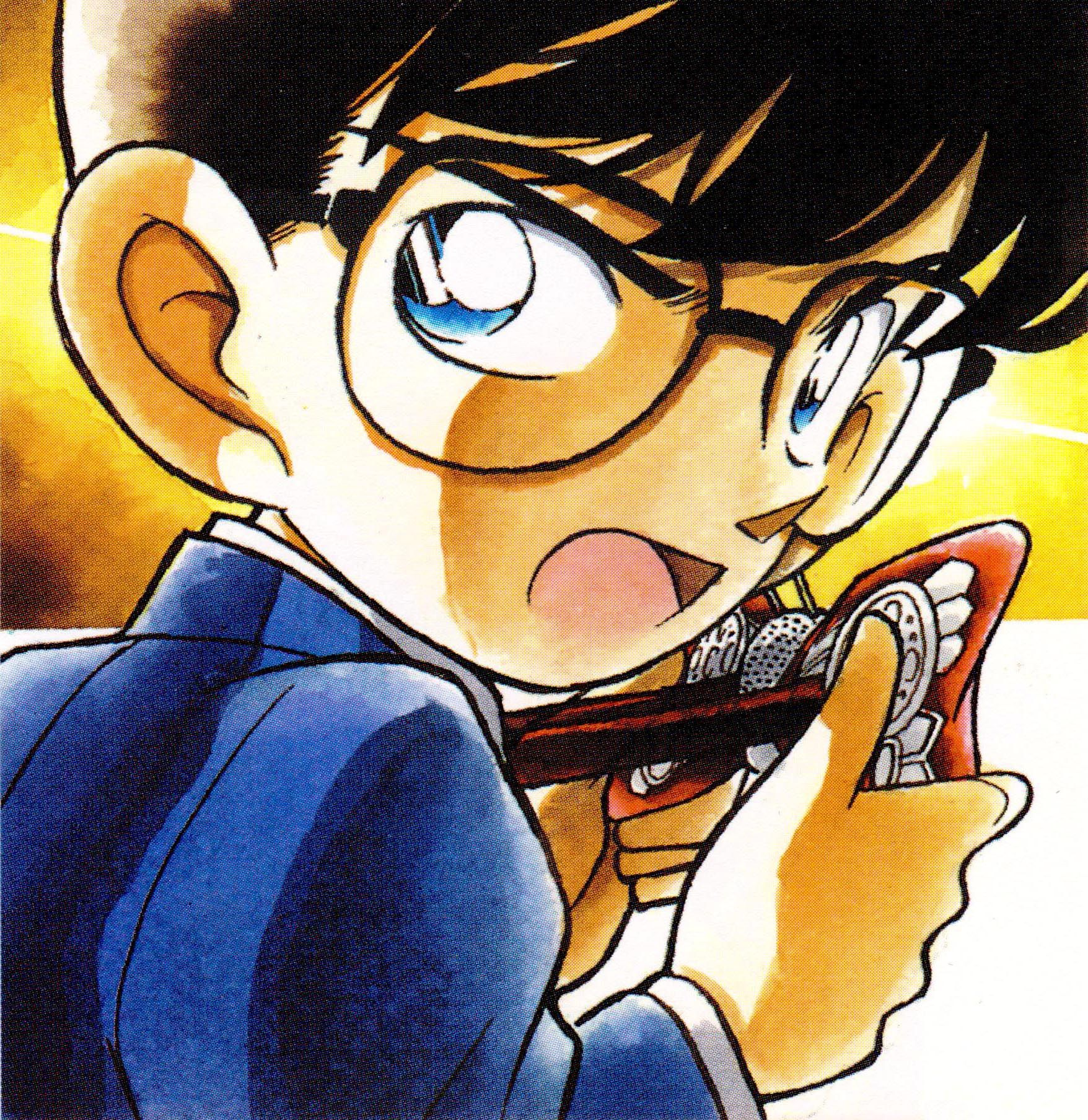 Detective Conan Anime, Dễ thương