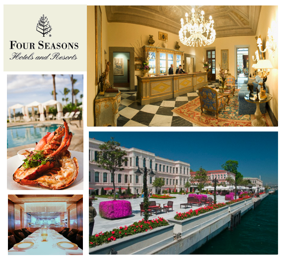 Four Seasons Hotels And Resorts Is A Canada Based Company It Operates Luxury Residence Clubs The Provides