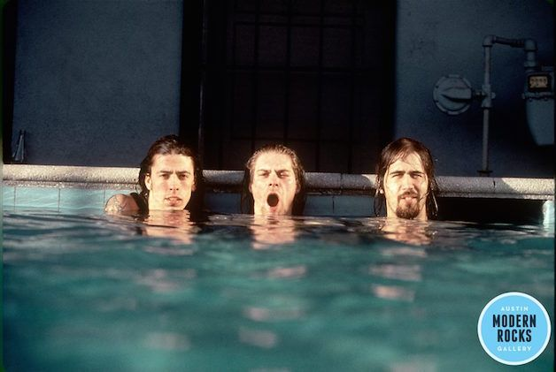 Nevermind cover nirvana
