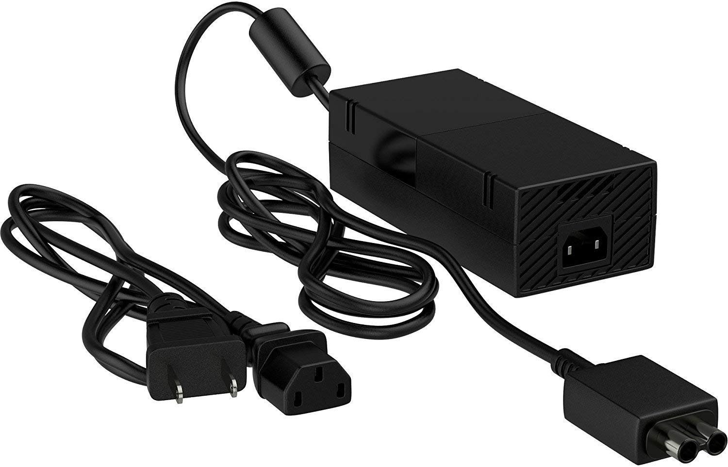 ortz xbox one power supply enhanced quiet version ac adapter cord best for charging brick style great charger accessory kit with cable version  [ 1500 x 963 Pixel ]