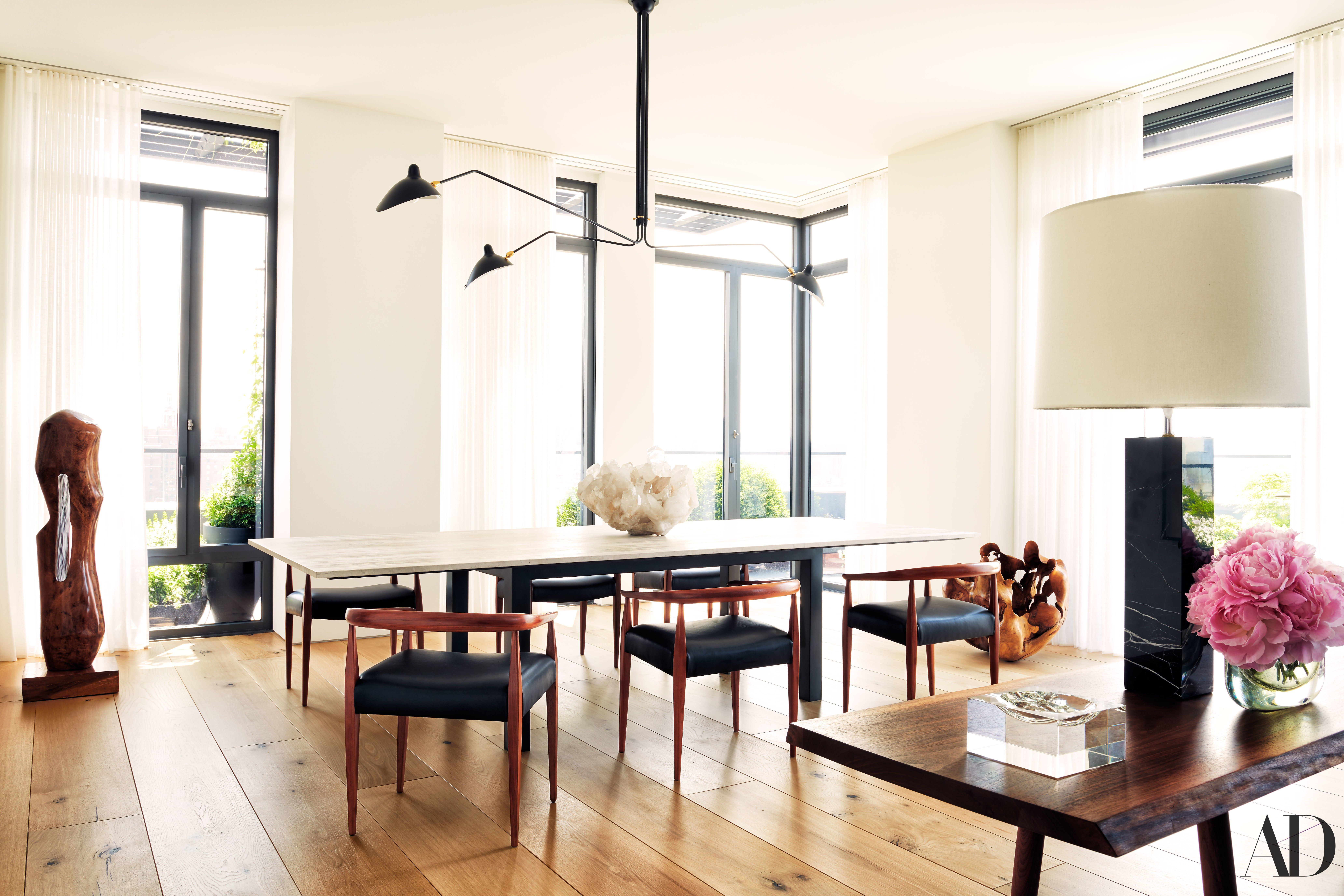 Go Inside Michael Kors And Lance Lepere S Nyc Apartment Photos Architectural Digest