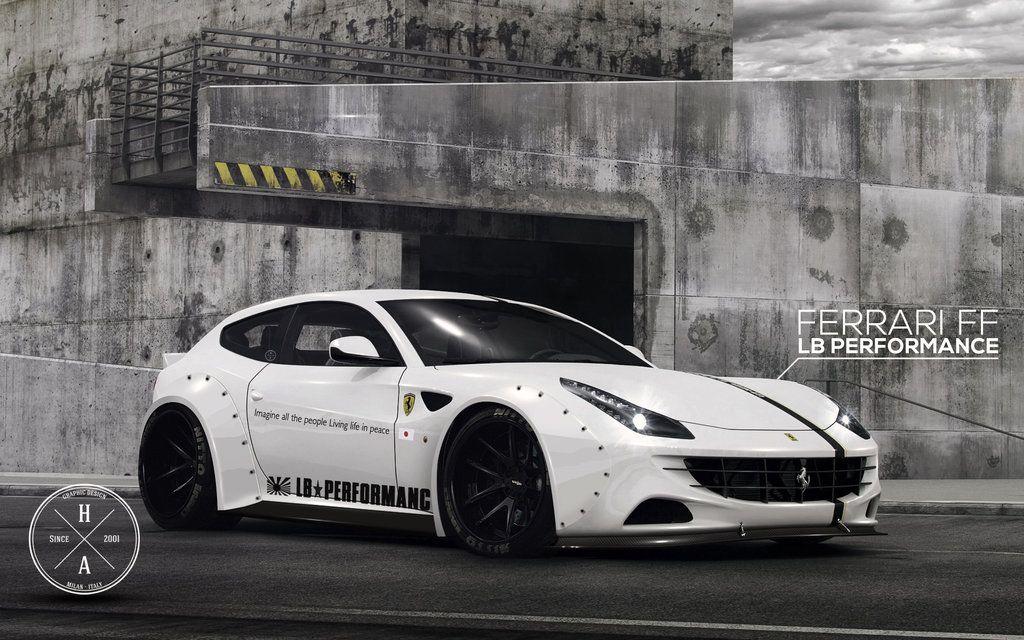 LB Performance Ferrari FF by ilPoli on DeviantArt