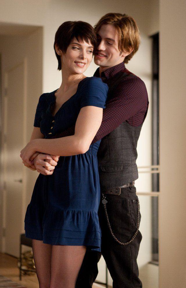 Still Of Jackson Rathbone And Ashley Greene In The Twilight Saga
