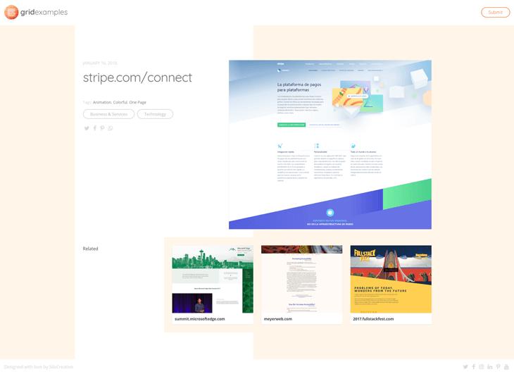 Así diseñamos con CSS Grid nuestro Side Project Gridexamples.com ...