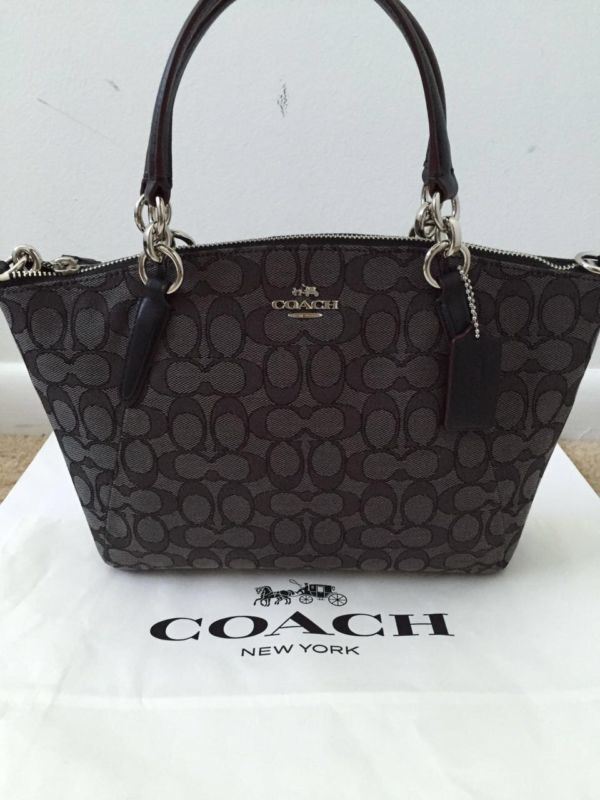 9d053af6e211a0 ... promo code for coach satchel coach satchel nwt coach f36625 small  kelsey satchel in signature bag