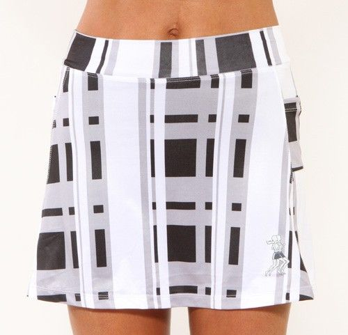 Channel your R2D2 in the Urban Night print! http://store.runningskirts.com/urban-night-athletic-skirt