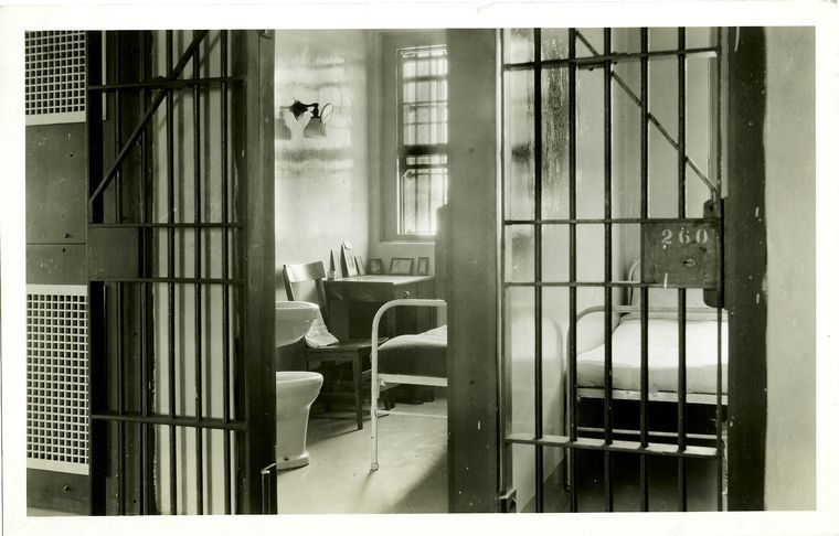 Typical 1920 S Jail Cell Jail Cell House Design Jail