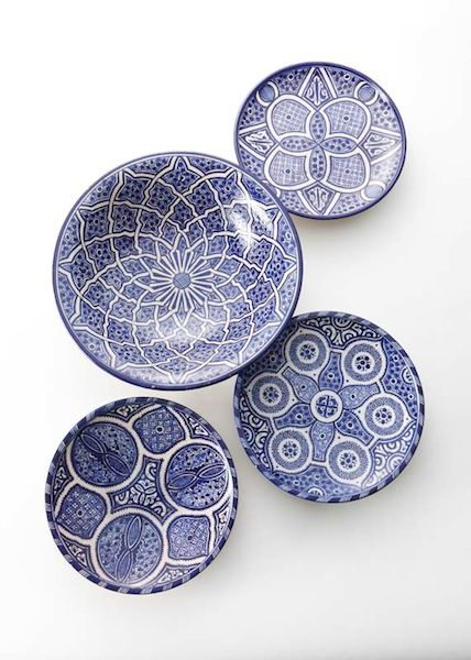Imports from Marrakesh Fez tableware Architectural Digest November 2013  sc 1 st  Pinterest & Imports from Marrakesh Fez tableware Architectural Digest November ...