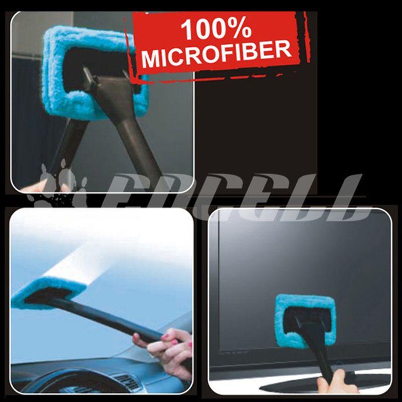 Car Wash Brush Microfiber Cloth Windshield Wash Glass