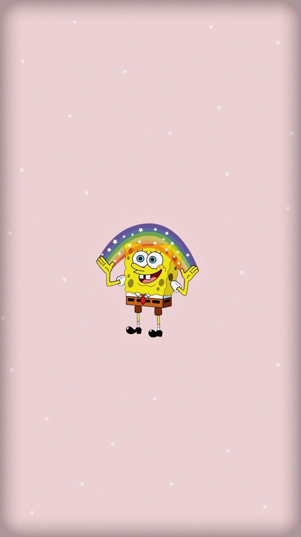 Wallpaper spongebob 𝐼𝓈𝒶𝓉𝒶𝓀𝒶𝓈𝑒