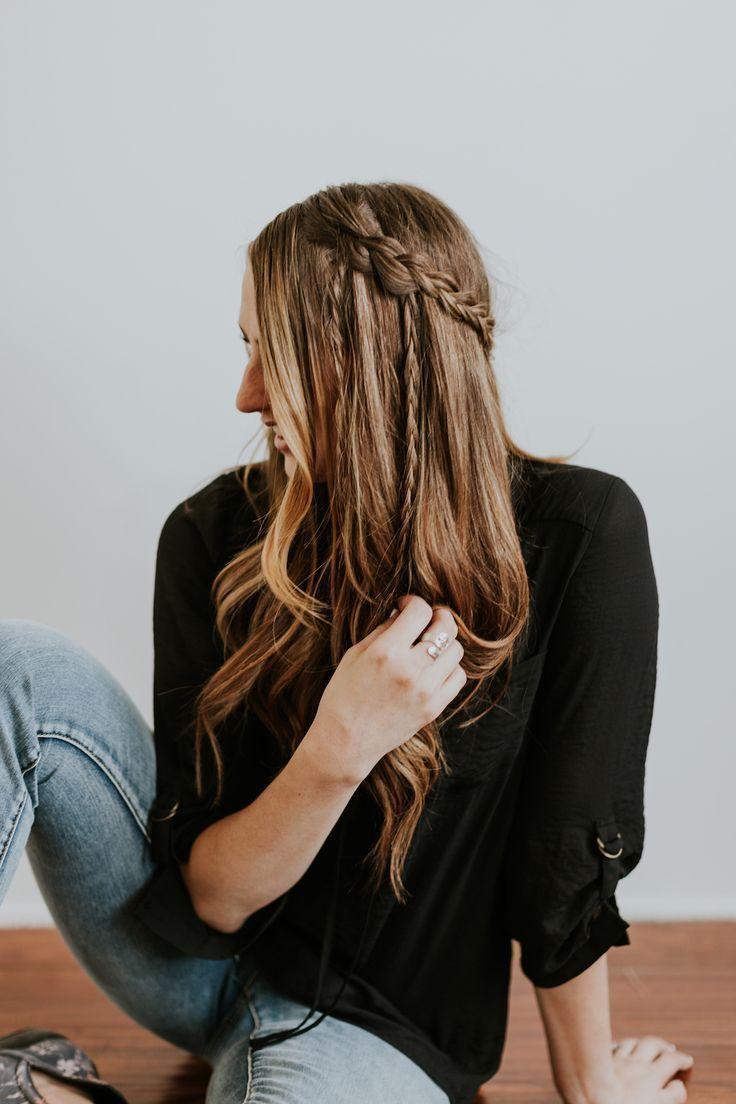 The perfect fall hairstyles bohemian hair makeup and makeup