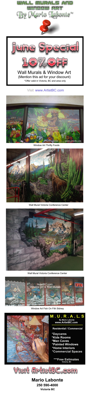 Mural Specials visit http://www.ArtistBC.com
