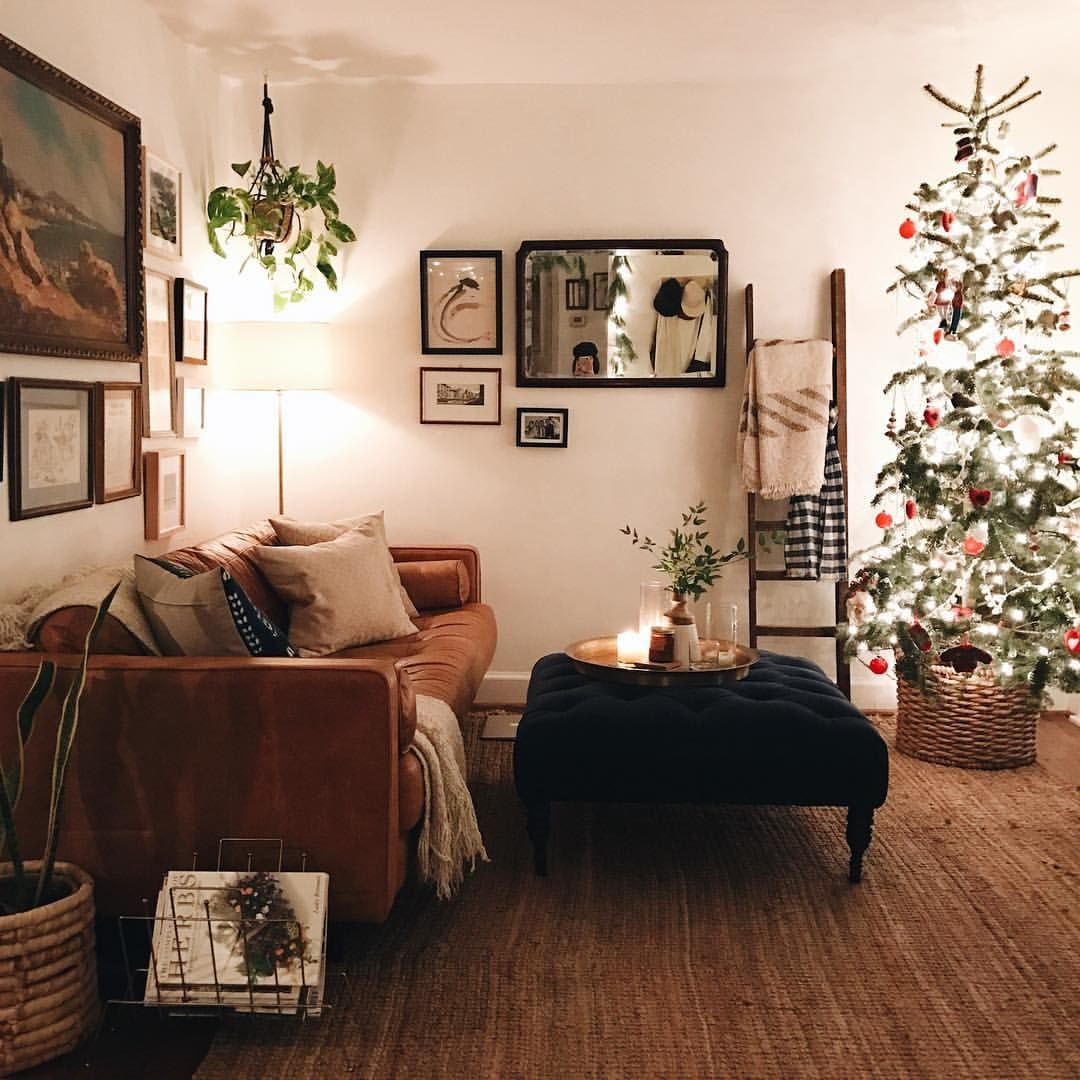 It doesn   get much cozier than this we love us some christmas also bohemian style home decor ideas rh pinterest
