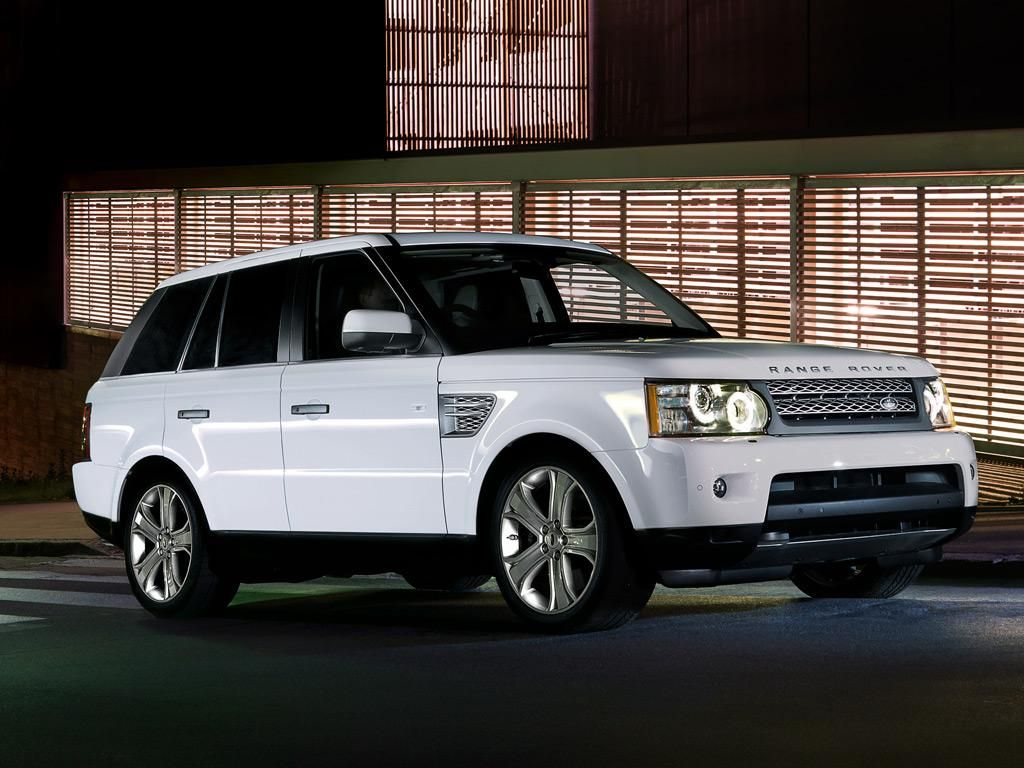 Ten Cars That Will Make You Look Like A 5 Land Rover Range