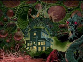 Aquellos Maravillosos Vintage Alone In The Dark Pc 1992 Alone In The Dark Dark Wallpaper The Darkest