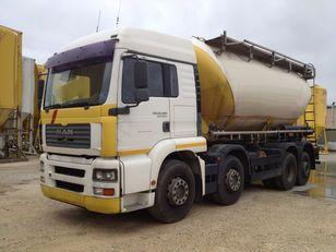 2004 MAN 32.460 F cement tank