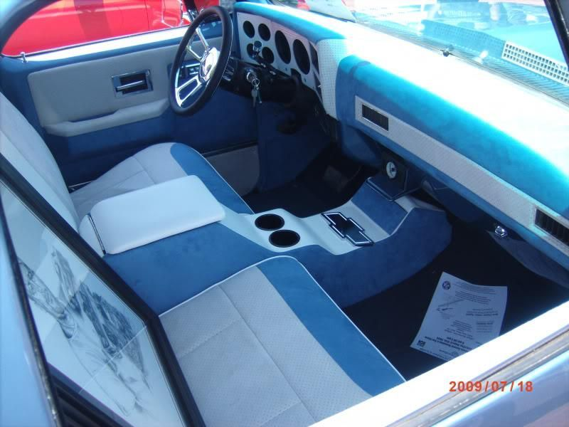 National Squarebody Association Trucks Truck Interior