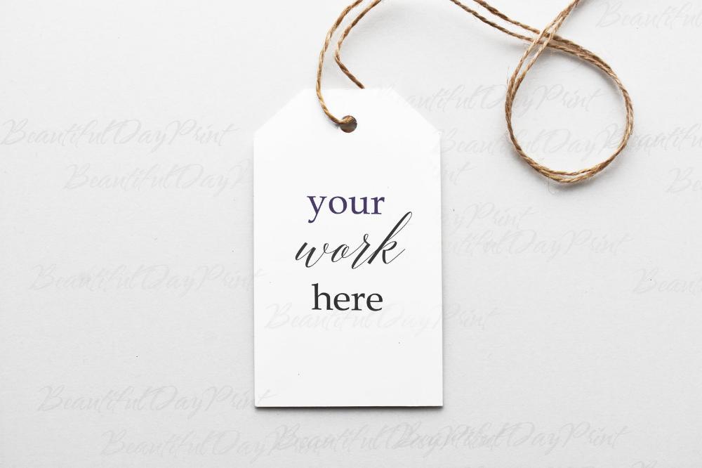Download Wedding Mockupstationery Mockup Gift Tags Mockupsjpeg Etsy Gift Tags Free Business Card Mockup Stationery Mockup