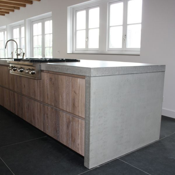 FC   Fred Constant   Keukens · Kitchen IdeasConcrete