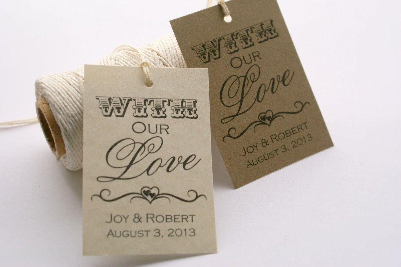 image about Free Printable Wedding Favor Tags titled Totally free+Printable+Marriage ceremony+Want+Tag+Templates CreativeTracy